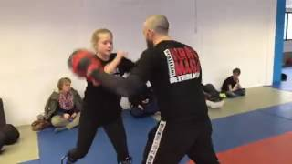 T2, T3 Teenager Grading @ Institute Krav Maga Netherlands