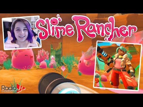 Let's Play SLIME RANCHER   LOVE this Game!