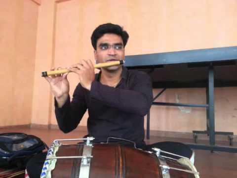 Sun Raha Hai Na Tu On Flute