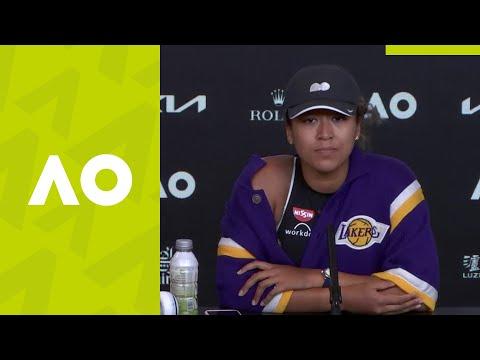 "Naomi Osaka: ""I'm playing with a different purpose"""