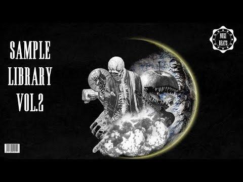 FREE Download] Sample Library Vol 2 (Cubeatz,Travis Scott