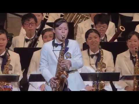 近畿大学附属高校<Jazz&Popsステージ> / 八幡市サマーブラスコンサート2019
