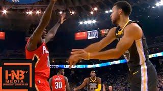 Golden State Warriors vs New Orleans Pelicans 1st Qtr Highlights | 10.31.2018, NBA Season