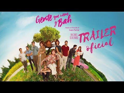 TRÁILER OFICIAL Gente que viene y bah | 18 de enero en cines