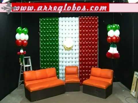 Decoracion de un set de tv youtube for Programa para decorar