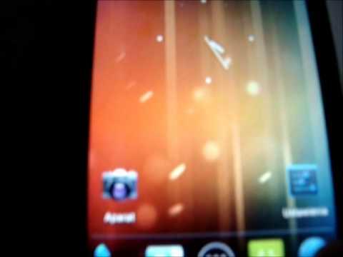 Android 4.0.3 CM9 (ICS) na HTC Magic+ (32A)