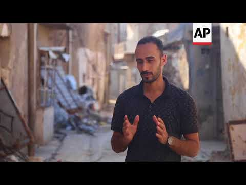 Mosul residents react to news of UAE fund