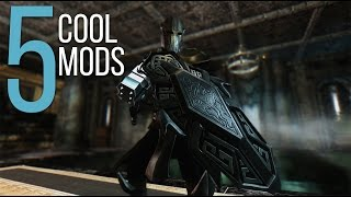 5 Cool Mods - Episode 3 - Skyrim: Special Edition Mods (PC/Xbox One)