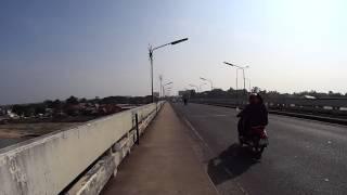 ウボンラチャタニを歩く 2013.12.31  Walking Ubon Ratchatani