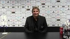 Lehdistötilaisuus SJK - FC Inter 1.7. 2019