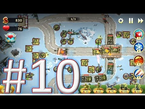 Toy Defense 2: TD Battles Game #challenge 10 gameplay (android & ios)