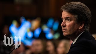 Day one of Brett Kavanaugh's Supreme Court confirmation hearing thumbnail