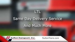 Video Search Engine Optimization - Shipping  - Sutton Transport -OMG National