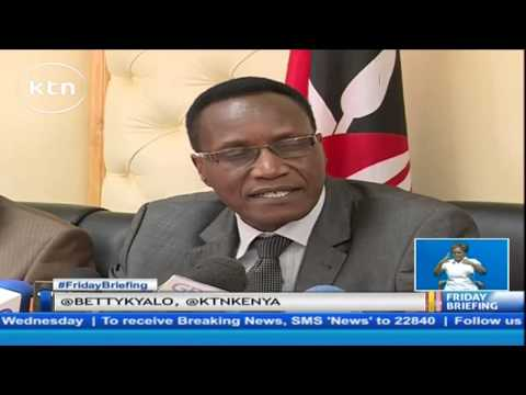 CS Jacob Kaimenyi releases final school fees structure