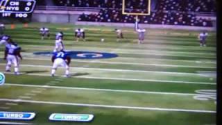 NFL Blitz 2003 - Hilarious Anger (Game 1)
