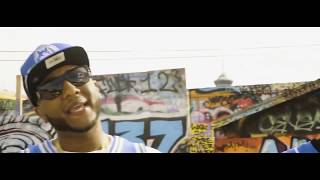 Big Moochie- Eazy Ridin' Official Video  (SCJ) Minnesota Rapper
