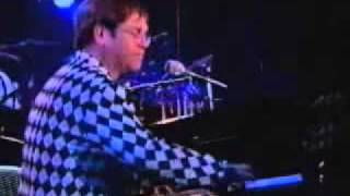 Elton John - 1995-11-15 - Rio - 12- Someone Saved My Life Tonight