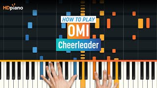 "How To Play ""Cheerleader"" by OMI 