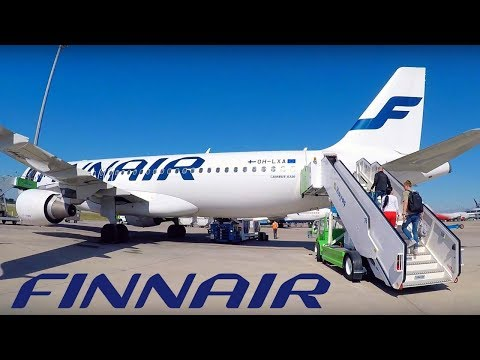 FLIGHT REPORT / FINNAIR AIRBUS A320 / ANTALYA - HELSINKI