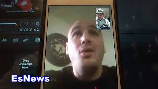 Must See: Kelly Pavlik Reveals What He Told Charlie Z On Phone That Got Charlie Mad EsNews Boxing