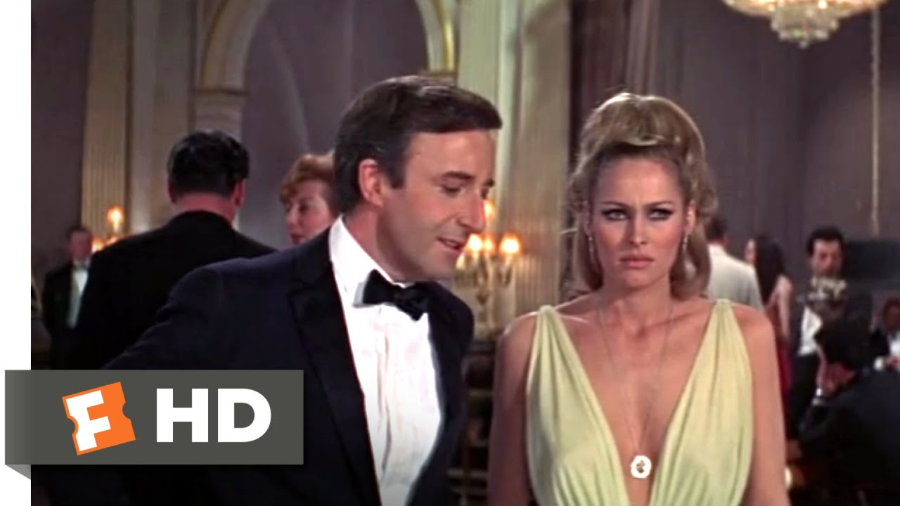 Casino Royale 1967 Vesper Is Kidnapped Scene 6 10 Movieclips