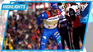 Federico Pellegrino argento nella Sprint ai Mondiali!