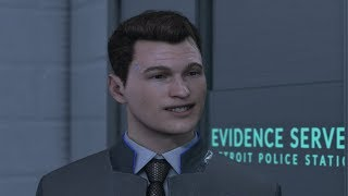 Detroit Become Human - Top 10 Funny Connor & Hank Moments
