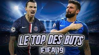 LE TOP DES PLUS BEAUX BUTS DE CE DÉBUT DE FIFA 19 (FR), PARTIE 1