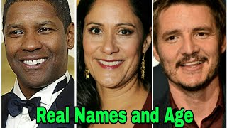 The Equalizer 2 Cast Real Names and Age | Movie | 2018