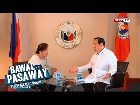 Bawal ang Pasaway: Sen. Dick Gordon: The system [in the Philippines] is sick
