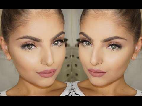 HOW TO: Use A Contour & Highlight Palette