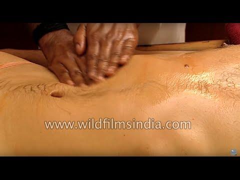 Four Hand Full Body Massage At Indian Kairali Luxury Spa
