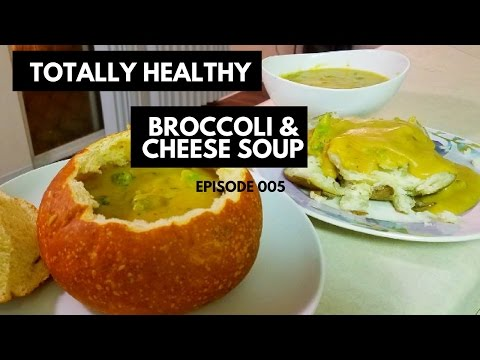 The Best Broccoli and Cheese Soup Ever [VEGAN]