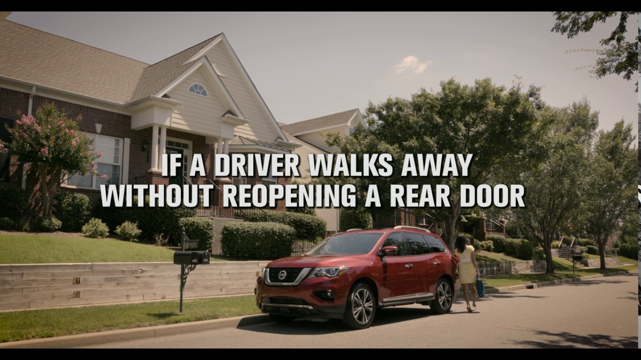 Nissan Rear Door Alert & Nissan Rear Door Alert - YouTube Pezcame.Com
