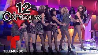 12 Corazones - 12 Corazones / Especial de las chicas de la mafia (1/5) / Telemundo