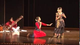 Fancy and Fantasy - A tribute to Guru Rabindranath Tagore : Kathak by Guru Shovana Narayan