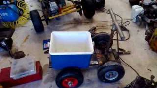 Mini Bar Stool Racer Build Part 3