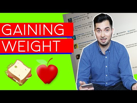 Gain Weight | How To Gain Weight | How To Put On Weight