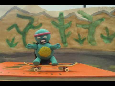 City High School Animation 2009 Part 1