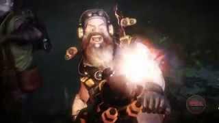Evolve - новая игра от создателей Left 4 Dead, в которой можно играть за монстра