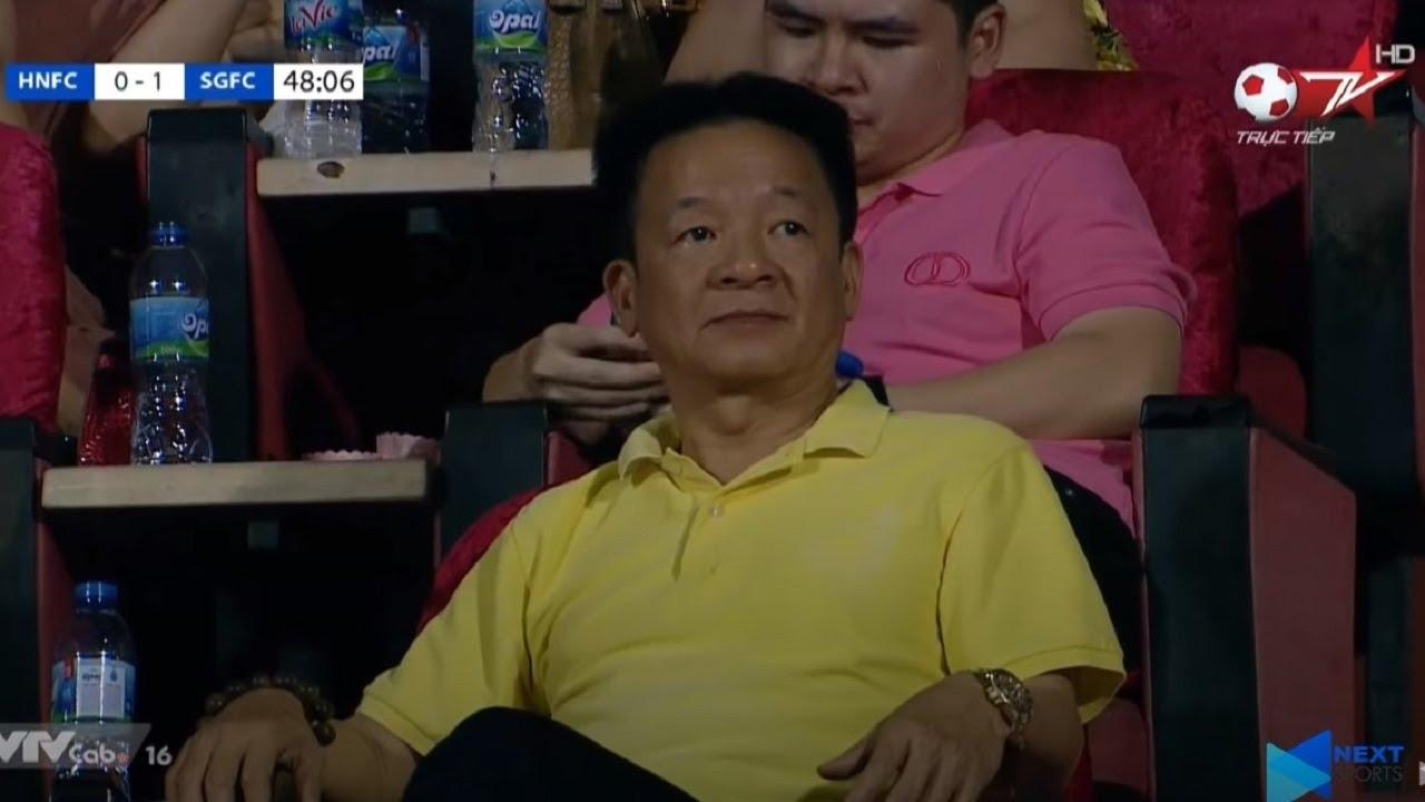 Hà Nội FC - Sài Gòn Fc | Bất Lực Trước Đội Bóng Phía Nam - Tội Đồ Văn Quyết - Bầu Hiển Sững Sờ