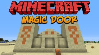 Minecraft: Magic Door