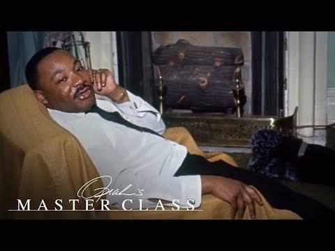 The Playful Side of Dr. Martin Luther King Jr. | Oprah's Master Class | Oprah Winfrey Network