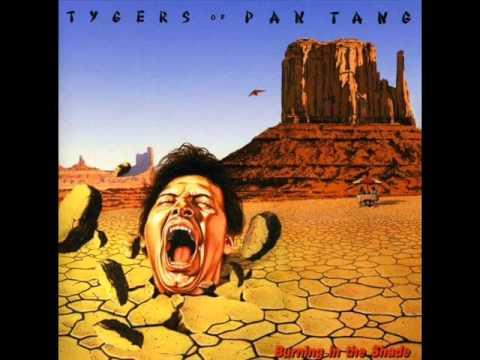 Tygers of Pan Tang - Burning in the Shade (Full Album 1987)