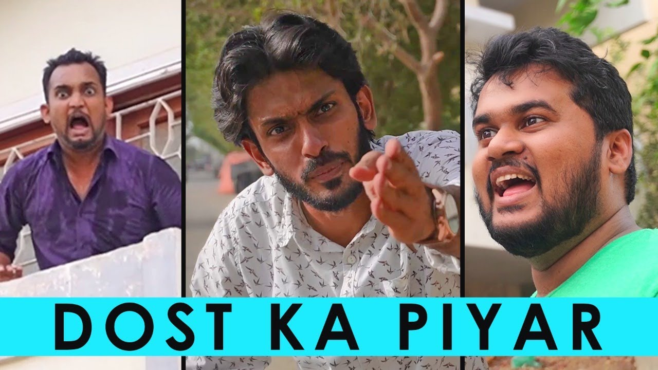 Dost Ka Piyar   Comedy Skit   Sajid Ali   Ovais Mithani