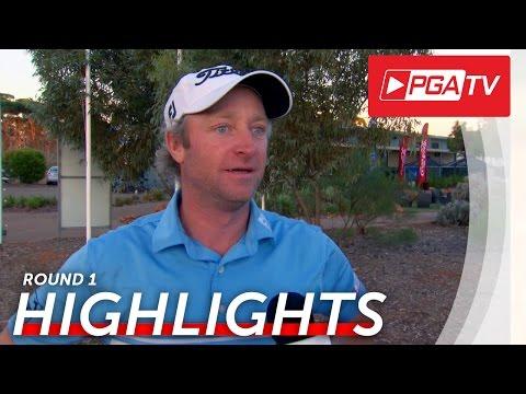 PGA TV: WA PGA Championship Round 1 Highlights - Full Show