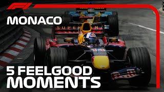 5 Feelgood Moments in Monaco | Monaco Grand Prix