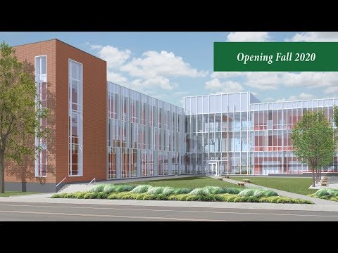Progress To Date: Higgins Engineering And Science Center At Manhattan College