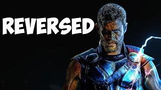 Avengers: Infinity War - Thor's Theme (REVERSED)