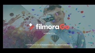Filmora Go CINEMATIC EFFECTS Tutorial for BEGINNERS! |Android & ios